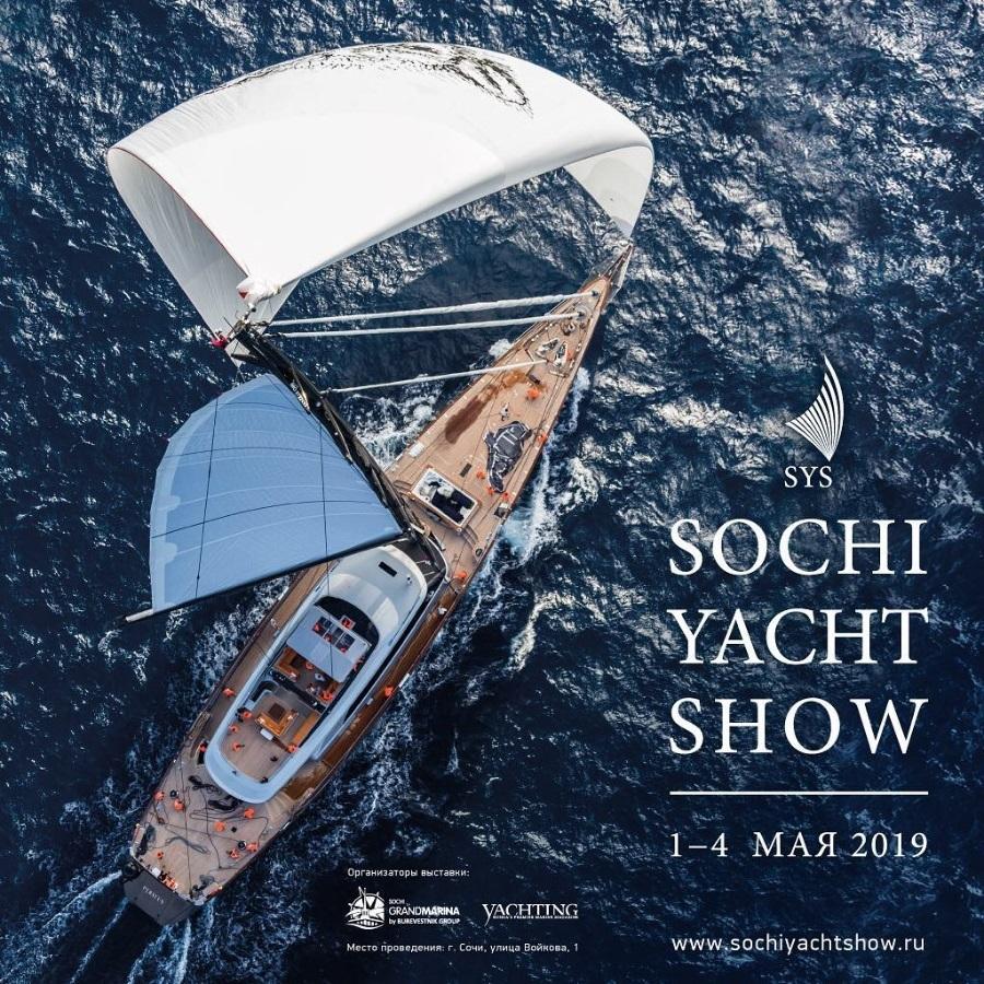 SOCHI YACHT SHOW 2019