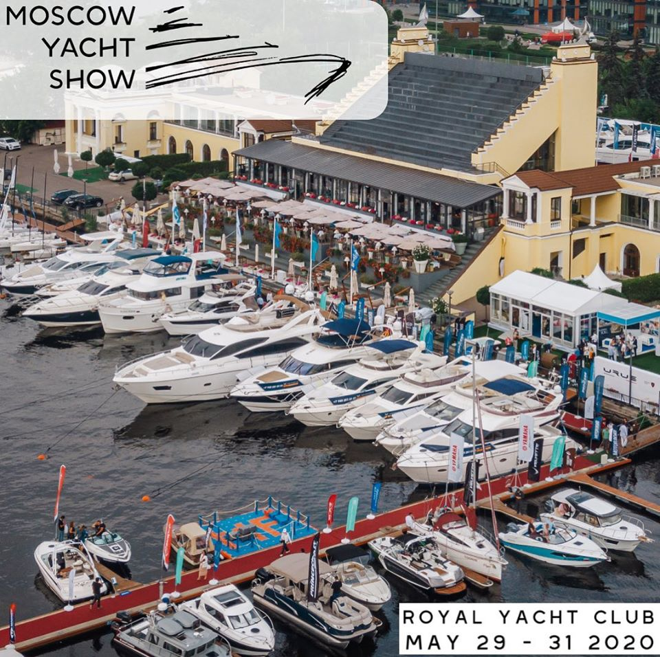 MOSCOW YACHT SHOW 2020